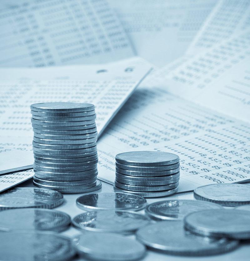 software gestión área financiera